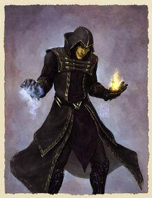 Lord Naarifin in una fan art