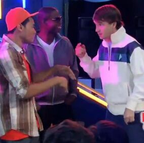 Beatbox battle seen A