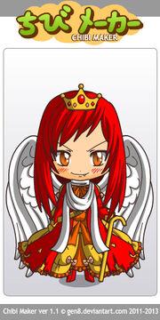 Queenfurychibi