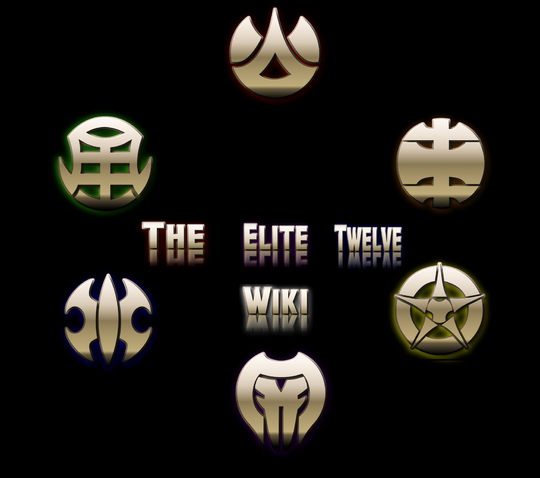 The New Golden Elite Twelve Banner