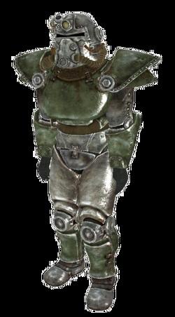 T-51b Power Armor