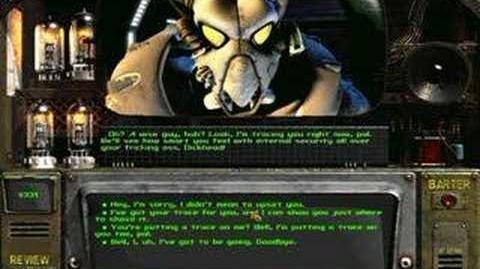 Fallout 2 enclave soldier