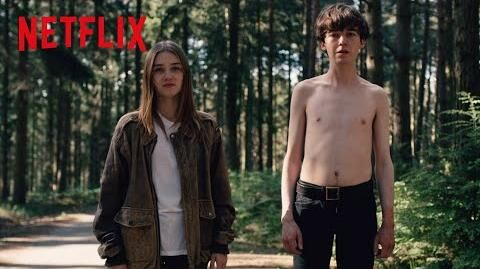 The End of the F**king World Bande-annonce officielle HD Netflix