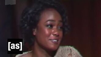 Tatyana Ali Interview - The Eric Andre Show - Adult Swim