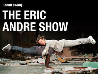 Theericandreshowposter