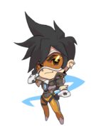 Cute tracer owo
