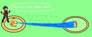 Psyduck vs Wurmple 2