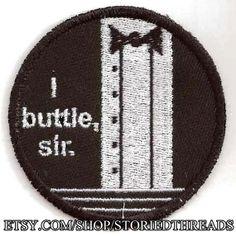 I Buttle Sir