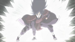 Madara severs his contract