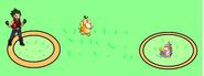 Psyduck vs Wurmple 6