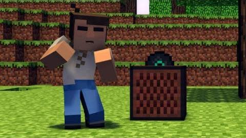 Harlem Shake v. Minecraft