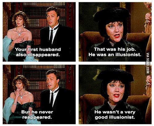 Mrs White Husband