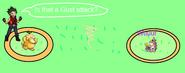 Psyduck vs Wurmple 3