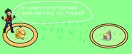 Psyduck vs Wurmple 1