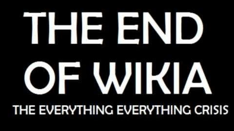 The End of Wikia - The Everything Everything Crisis Opening Credits