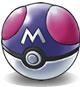 Master Ball Artwork