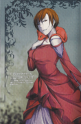 Julia (Quinto Pierrot - perfil)