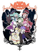 Pecadores Mortales - Halloween (Ichika)