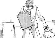 Kyle (traje de pintor - manga)