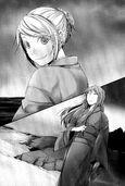 Rin Miroku y Kayo Sudou (Envidia)