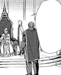 Riliane, Minis y Leonhart (manga)