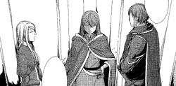 Mariam, Elluka y Leonhart (Manga) 2