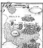 Elphegort mapa