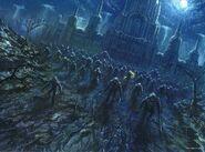 Ney y ejército de muertos