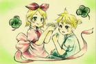 Riliane y Allen (jovenes)
