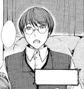 Keel (La Hija del Mal - Manga) 2