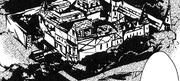 Mansión Freezis (manga)