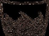 Ly thủy tinh của Conchita