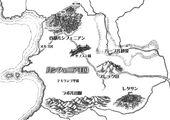 Mapa de Lucifenia