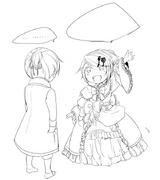 Riliane y Allen Chibis (Ichika) 1