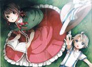 Yukina y Shaw