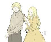 Arth y Anne