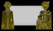 Riliane y Allen (Hanbeat Clocktower)