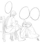 Arth, Riliane y Alexiel (Ichika) 2