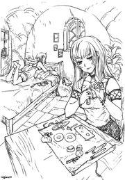 Elluka y Gumillia 1