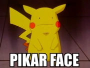 Pikar face