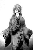 Kayo Sudou bañada en sangre (Envidia)