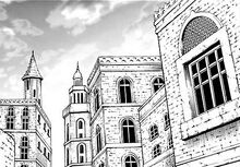 Mystic town