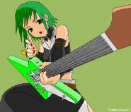 Nemesis Sudou Guitar