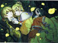 Allen y Riliane2