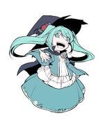 Margarita - Halloween (Ichika)