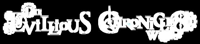Evillious Chronicles Logo white