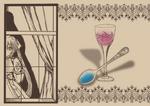 Copa de Conchita y Cuchara de Marlon (Miniature Garden Girl)