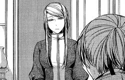 Mariam y Allen (manga)