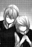 Clarith y Rin llorando