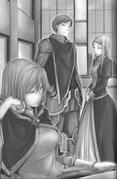 Elluka, Leonhart y Mariam (Twiright Prank)
